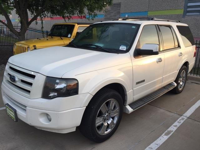 2007 ford expedition limited 4x2 limited 4dr suv for sale in rockwall texas classified. Black Bedroom Furniture Sets. Home Design Ideas