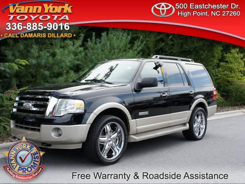 2007 Ford Expedition Suv 4x4 Eddie Bauer For Sale In High