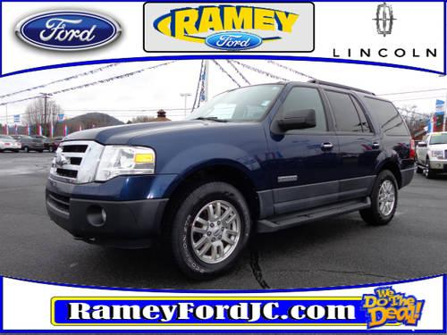 2007 ford expedition suv 4x4 xlt for sale in johnson city tennessee. Cars Review. Best American Auto & Cars Review