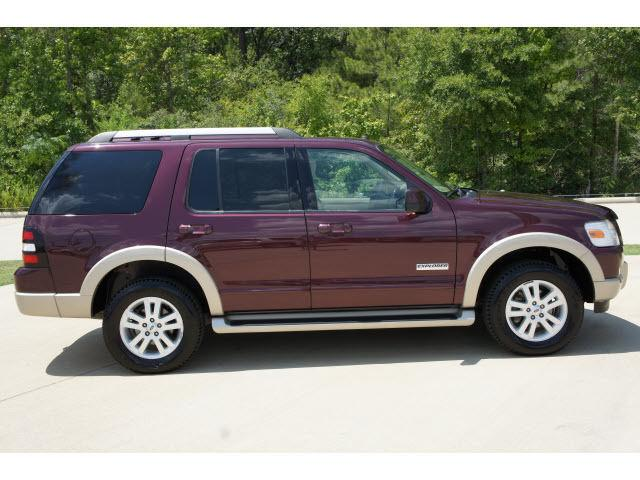 2007 ford explorer eddie bauer for sale in huntsville texas classified. Black Bedroom Furniture Sets. Home Design Ideas