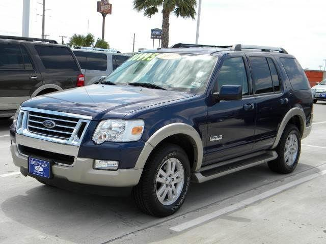 2007 ford explorer eddie bauer for sale in kingsville texas classified. Black Bedroom Furniture Sets. Home Design Ideas