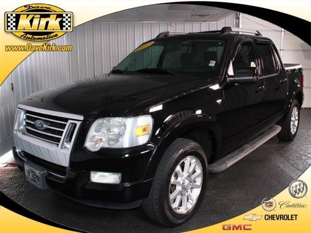 2007 Ford Explorer Sport Trac Limited Limited 4dr Crew
