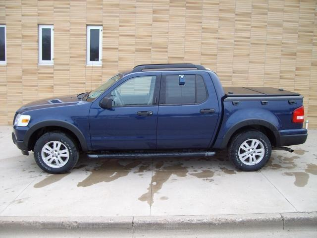 2007 ford explorer sport trac xlt for sale in fairmont minnesota classified. Black Bedroom Furniture Sets. Home Design Ideas