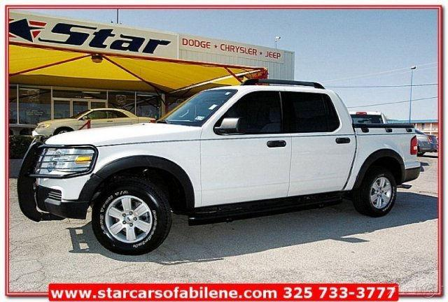 2007 ford explorer sport trac xlt for sale in abilene texas classified. Black Bedroom Furniture Sets. Home Design Ideas