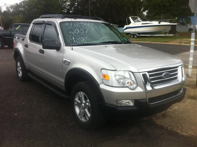 2007 ford explorer sport trac xlt for sale in eunice louisiana classified. Black Bedroom Furniture Sets. Home Design Ideas