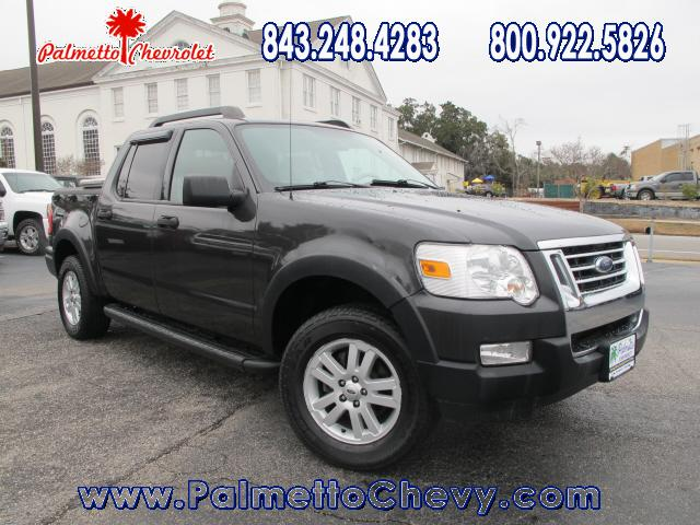 2007 ford explorer sport trac xlt conway sc for sale in conway south carolina classified. Black Bedroom Furniture Sets. Home Design Ideas