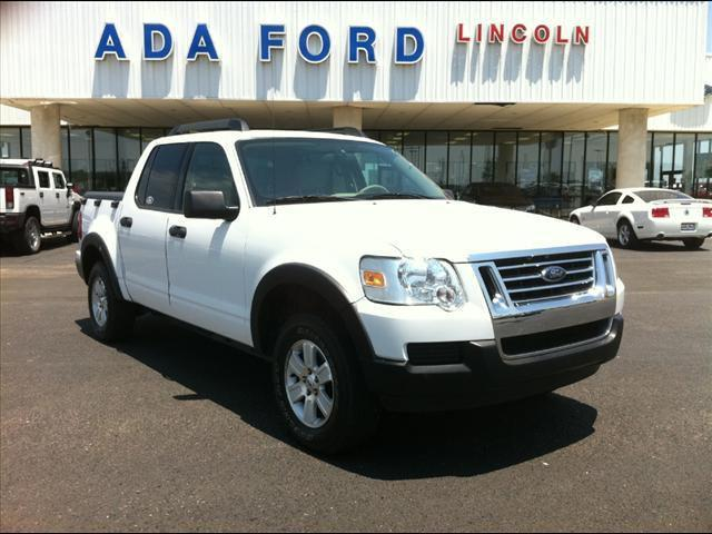2007 ford explorer sport trac xlt for sale in ada oklahoma classified. Black Bedroom Furniture Sets. Home Design Ideas