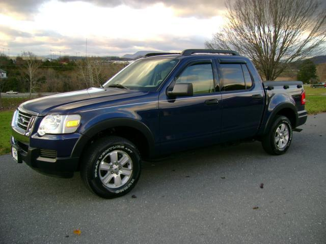 2007 ford explorer sport trac xlt for sale in lexington virginia. Cars Review. Best American Auto & Cars Review