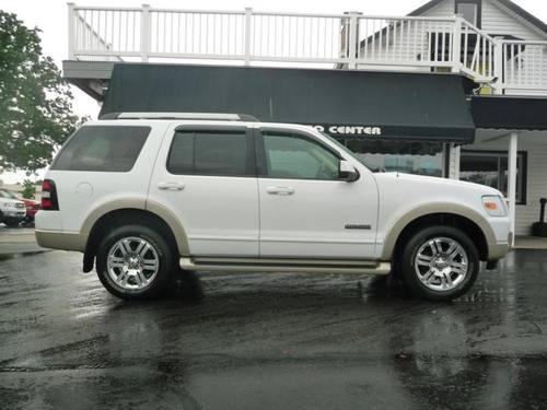 2007 ford explorer suv for sale in blue ball ohio classified. Black Bedroom Furniture Sets. Home Design Ideas