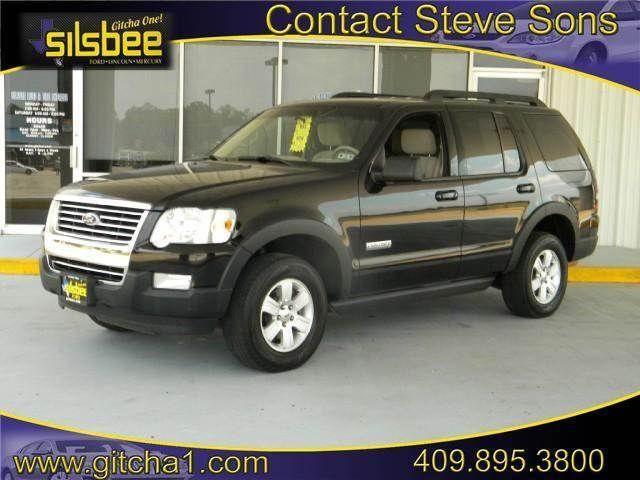 2007 ford explorer xlt for sale in silsbee texas classified. Black Bedroom Furniture Sets. Home Design Ideas