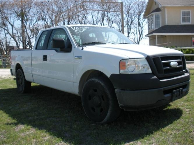 2007 ford f 150 2wd supercab 133 stx for sale in fort worth texas classified. Black Bedroom Furniture Sets. Home Design Ideas