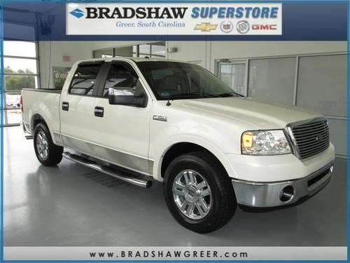 2007 ford f 150 4d crew cab lariat for sale in greer for D d motors greer sc