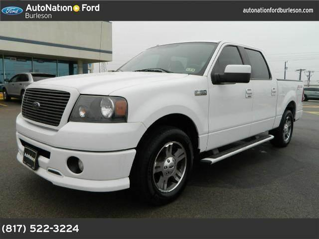 Autonation Ford Burleson >> 2007 Ford F-150 for Sale in Burleson, Texas Classified | AmericanListed.com