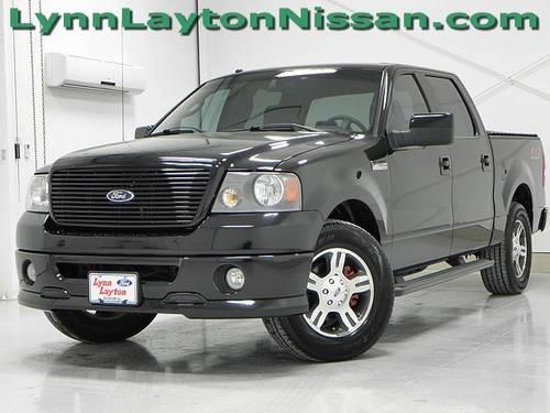 2007 ford f 150 crew cab pickup fx2 sport for sale in decatur alabama classified. Black Bedroom Furniture Sets. Home Design Ideas