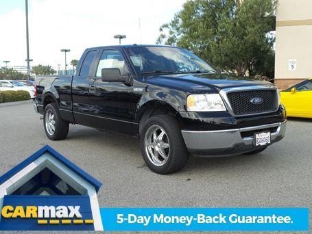 2007 Ford F-150 FX2 FX2 4dr SuperCab Styleside 5.5 ft.