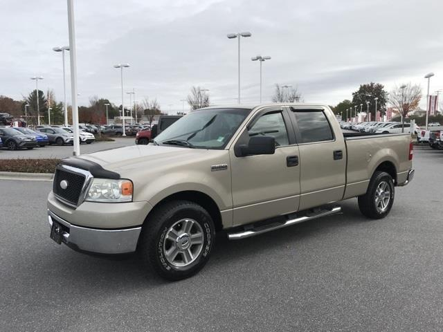 2007 Ford F-150 FX2 FX2 4dr SuperCrew Styleside 5.5 ft.