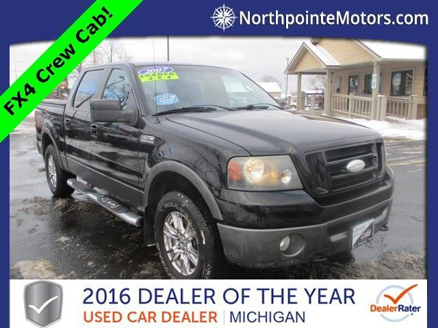 2007 ford f 150 fx4 fx4 4dr supercrew 4x4 styleside 5 5 ft for North point motors traverse city