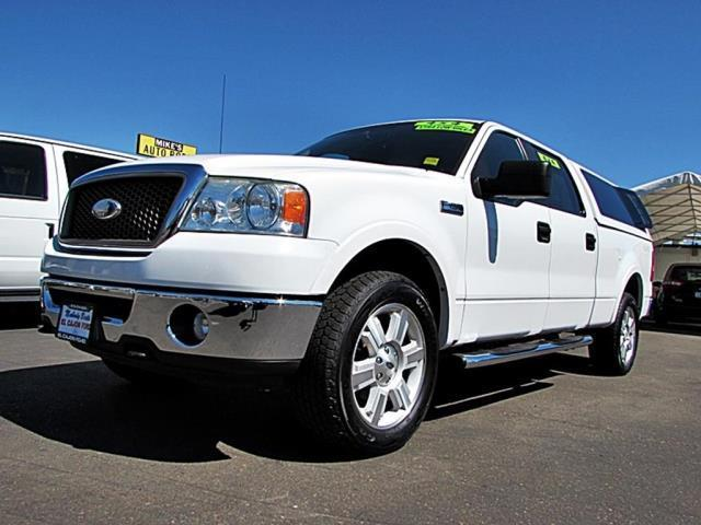 2007 Ford F-150 FX4 FX4 4dr SuperCrew 4x4 Styleside 5.5
