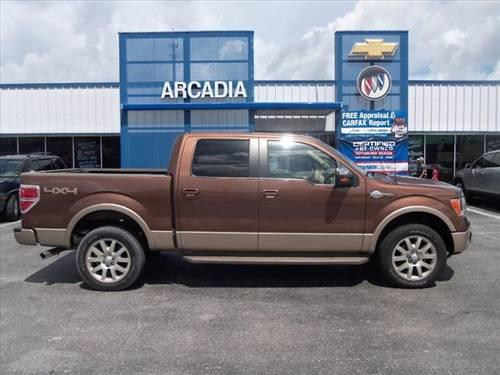 2007 ford f 150 king ranch for sale in sarasota florida. Black Bedroom Furniture Sets. Home Design Ideas