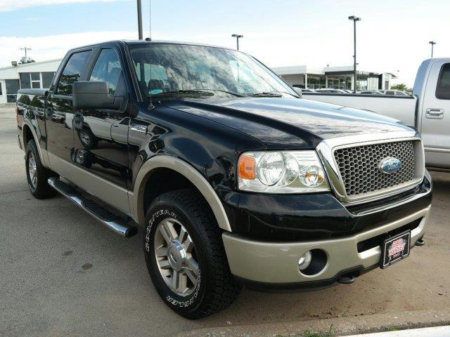 2007 ford f 150 lariat lariat 4dr supercrew 4x4 styleside 5 5 ft sb for sale in tulsa oklahoma. Black Bedroom Furniture Sets. Home Design Ideas
