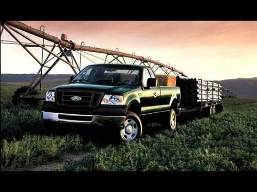 "2007 FORD F-150 Pickup Truck 2WD Supercab 133"" XLT"