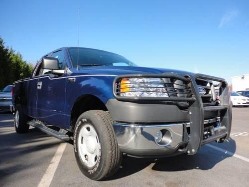 2007 ford f 150 pickup truck extended cab 4x4 xl for sale. Black Bedroom Furniture Sets. Home Design Ideas