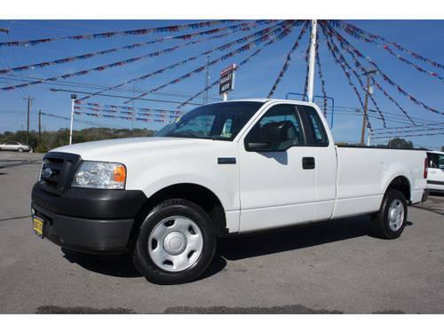 2007 ford f 150 pickup truck xl for sale in cottonwood. Black Bedroom Furniture Sets. Home Design Ideas