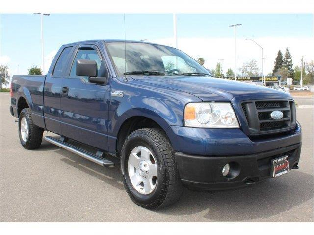 2007 ford f 150 stx stx 4dr supercab 4wd styleside 5 5 ft sb for sale in los banos california. Black Bedroom Furniture Sets. Home Design Ideas