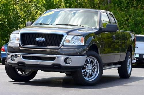 2007 ford f 150 super cab xlt for sale in morehead city north carolina classified. Black Bedroom Furniture Sets. Home Design Ideas