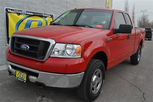 2007 ford f 150 super cab xlt for sale in erda utah classified. Black Bedroom Furniture Sets. Home Design Ideas