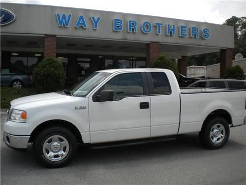 2007 ford f 150 supercab 6 5 39 styleside xlt for sale in grovania georgia classified. Black Bedroom Furniture Sets. Home Design Ideas