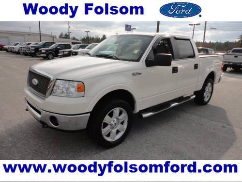 Woody Folsom Ford Baxley Ga >> 2007 Ford F-150 Supercrew 4X4 Lariat for Sale in Baxley ...