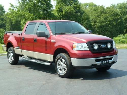 2007 ford f 150 supercrew truck supercrew cab xlt 4x4 flare side for sale in hulmeville. Black Bedroom Furniture Sets. Home Design Ideas