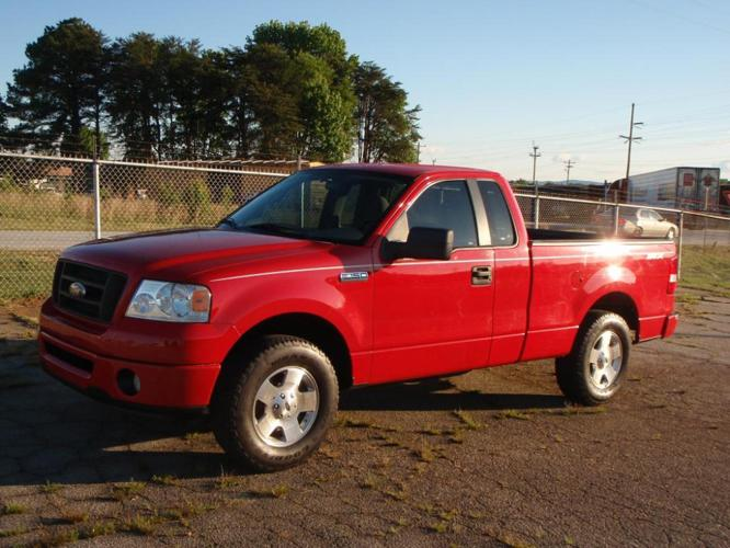 2007 ford f 150 xl xl 2dr regular cab styleside 6 5 ft sb for sale in greenville south. Black Bedroom Furniture Sets. Home Design Ideas