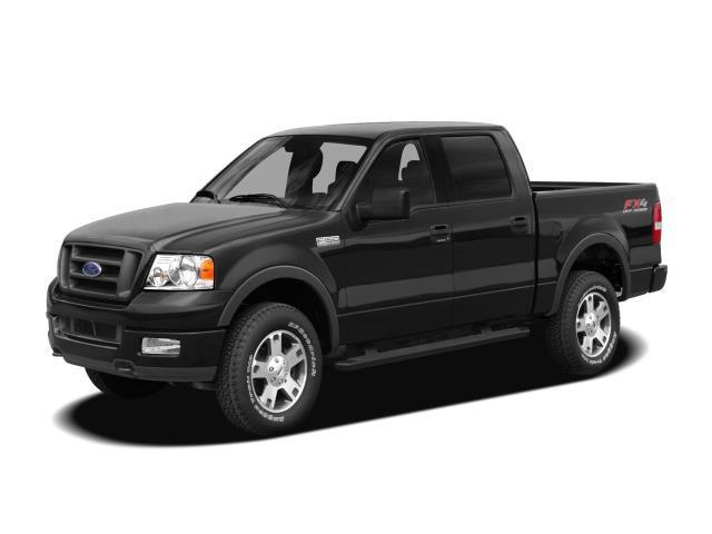 2007 Ford F-150 XLT XLT 4dr SuperCrew Styleside 5.5 ft.