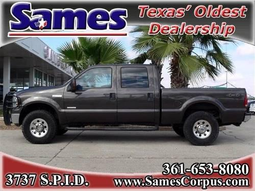 2007 Ford F 250 Crew Cab Pickup Xlt Diesel 4x4 Crew Cab For Sale In