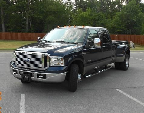 2007 ford f 350 lariat super duty crew cab turbo diesel. Black Bedroom Furniture Sets. Home Design Ideas