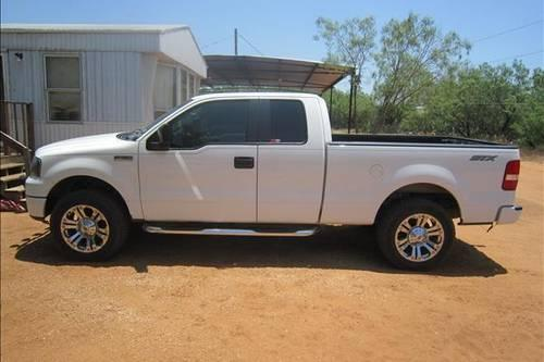 2007 ford f150 2wd stx supercab for sale in cotulla texas classified. Black Bedroom Furniture Sets. Home Design Ideas