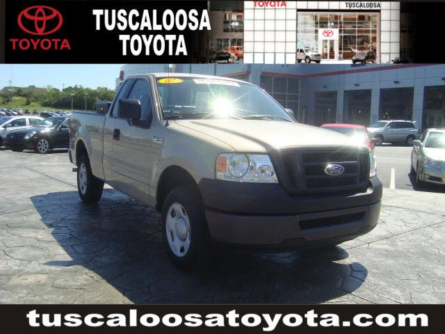 2007 ford f150 for sale in tuscaloosa alabama classified. Black Bedroom Furniture Sets. Home Design Ideas