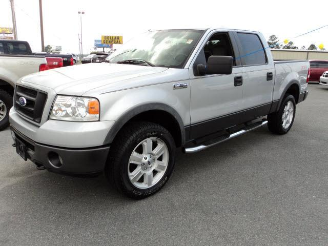 2007 ford f150 fx4 for sale in tifton georgia classified. Cars Review. Best American Auto & Cars Review