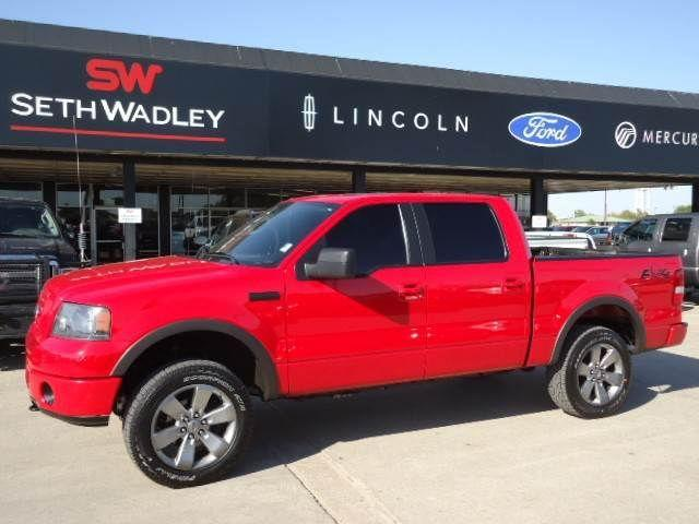 2007 Ford F150 Fx4 For Sale In Pauls Valley  Oklahoma Classified