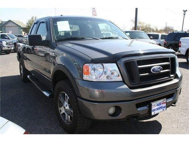 2007 ford f150 fx4 2007 ford f 150 fx4 car for sale in hermiston or 43649. Cars Review. Best American Auto & Cars Review