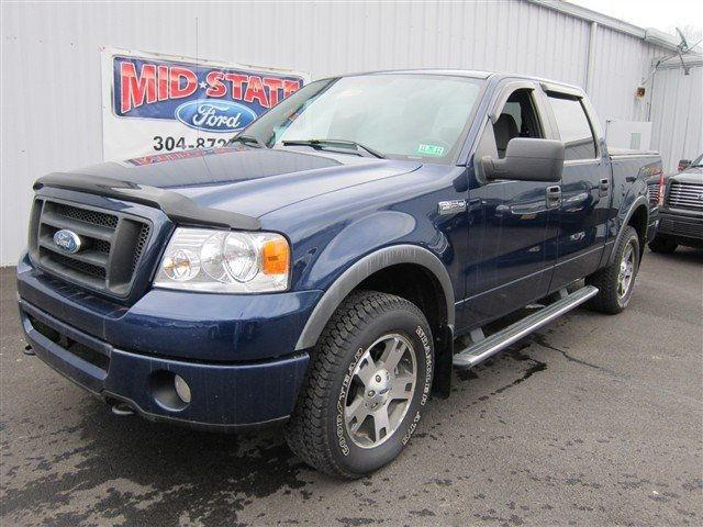 2007 ford f150 fx4 for sale in summersville west virginia classified. Black Bedroom Furniture Sets. Home Design Ideas