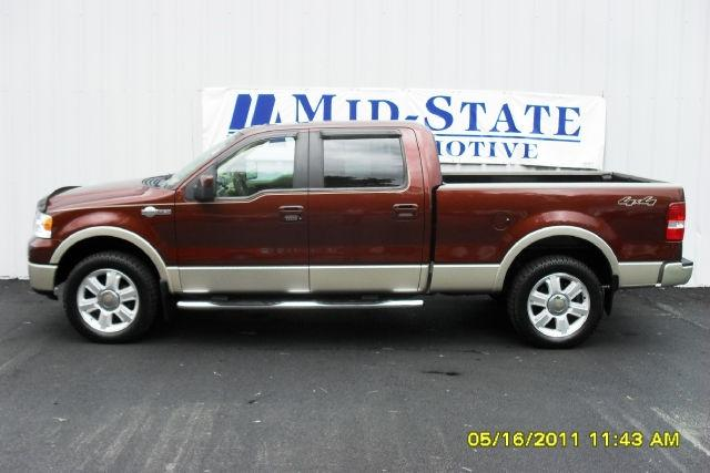 2007 ford f150 king ranch supercrew for sale in summersville west virginia classified. Black Bedroom Furniture Sets. Home Design Ideas