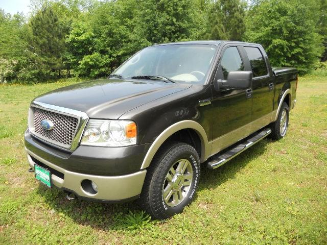 2007 ford f150 lariat supercrew for sale in jefferson georgia classified. Black Bedroom Furniture Sets. Home Design Ideas