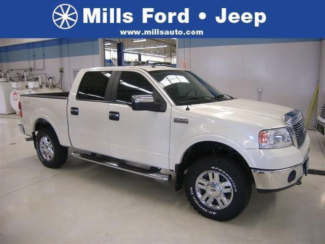 2007 ford f150 lariat for sale in willmar minnesota classified. Black Bedroom Furniture Sets. Home Design Ideas