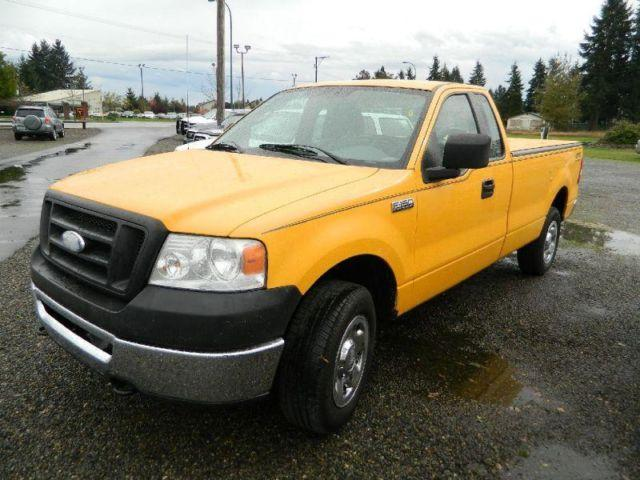 2007 ford f150 regular cab xl lb pickup 44 1 owner low miles for sale in five corners. Black Bedroom Furniture Sets. Home Design Ideas