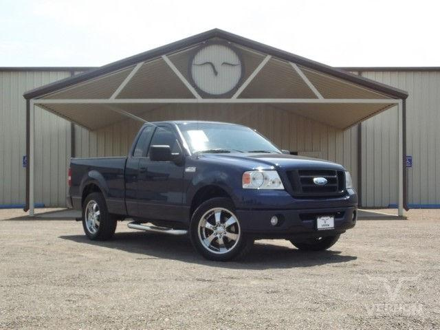 2007 ford f150 stx for sale in vernon texas classified. Black Bedroom Furniture Sets. Home Design Ideas