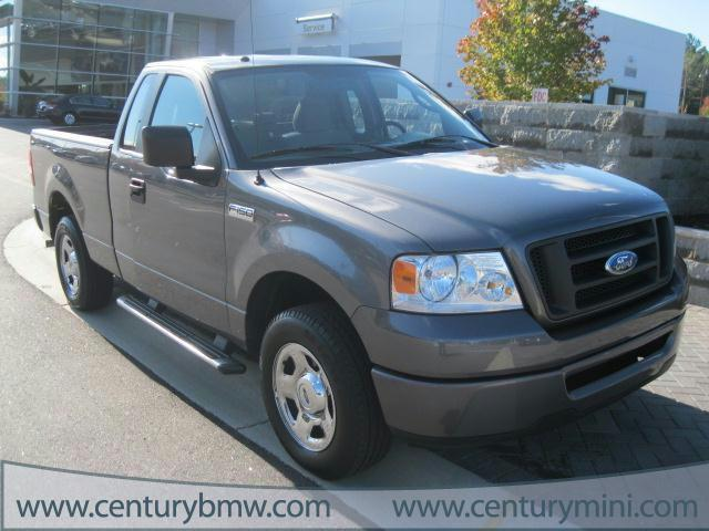 2007 ford f150 stx for sale in greenville south carolina classified. Black Bedroom Furniture Sets. Home Design Ideas