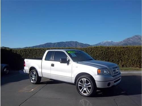 2007 ford f150 super cab stx pickup 4d 6 1 2 ft for sale in upland california classified. Black Bedroom Furniture Sets. Home Design Ideas